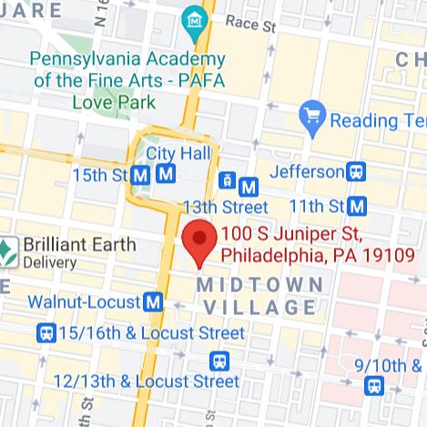 Philadelphia location - juniper st